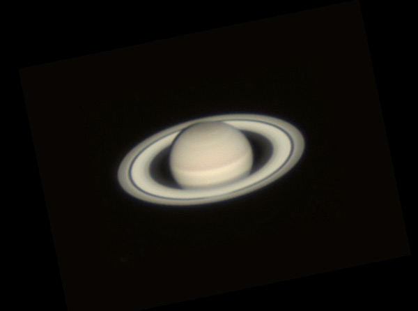 Saturn on July 27 (UT), 2018