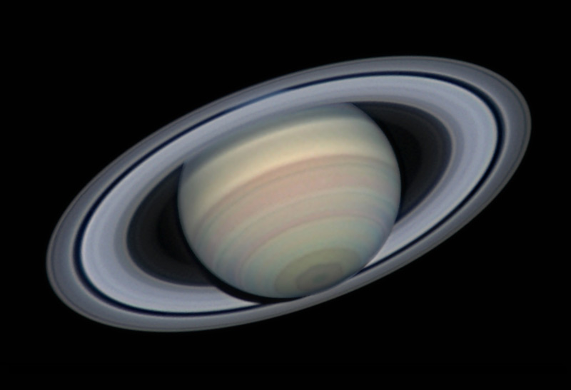 Saturn on Feb. 26, 2017