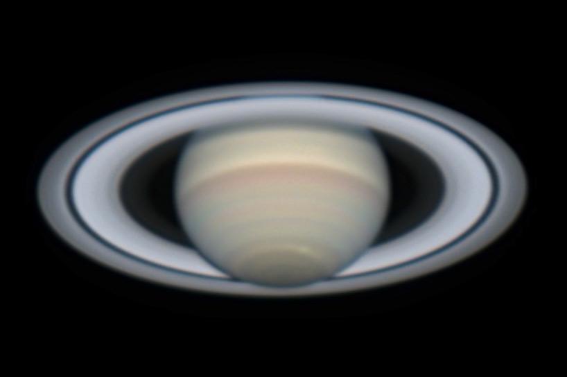 Saturn on June 15, 2018