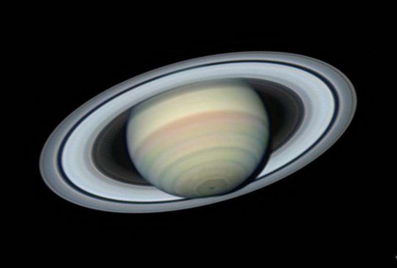 Saturn on August 27, 2018