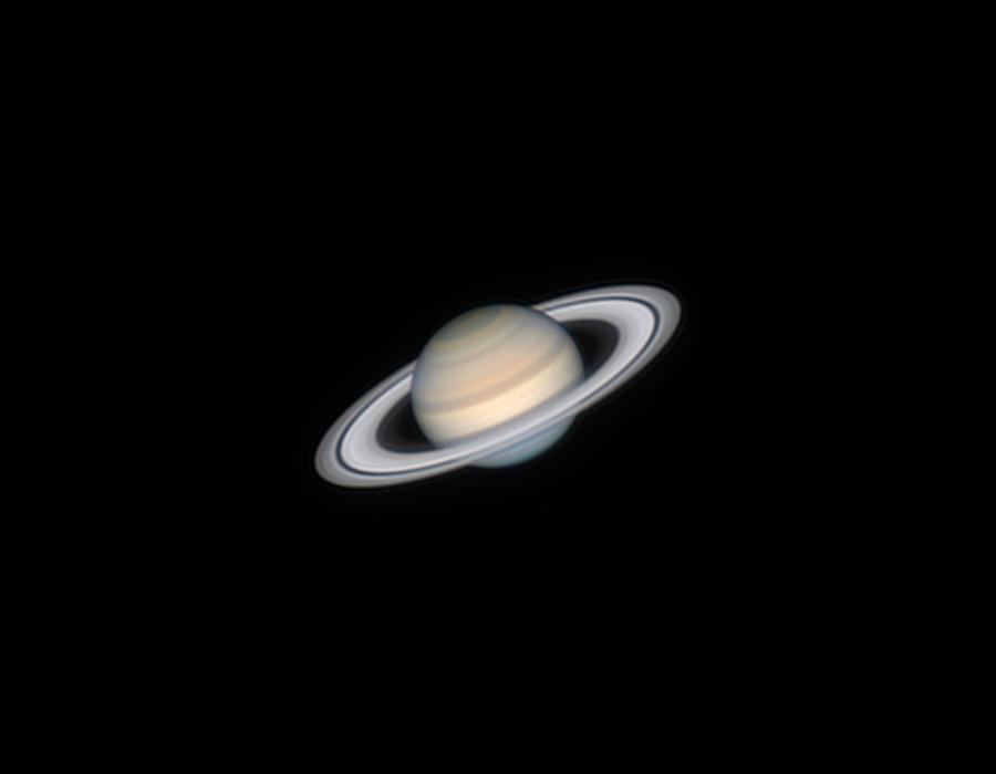 Saturn on July 25, 2021