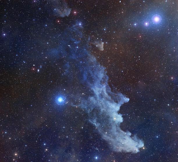Profile in Cosmic Dust