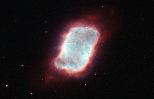 Stellar Exhalations Leave a Streak