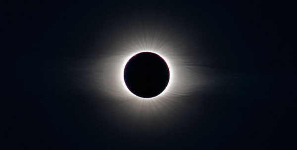 Total Solar Eclipse over Chile
