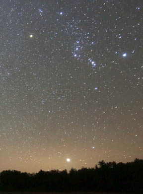 Bright Star An Ancient Link