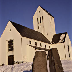 Church at Skálholt