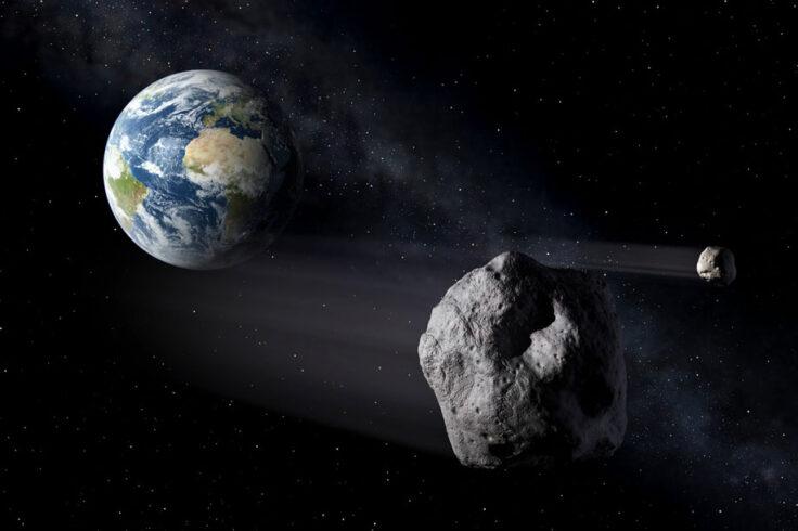 Near-Earth asteroid