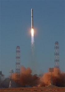 Spektr-R launch
