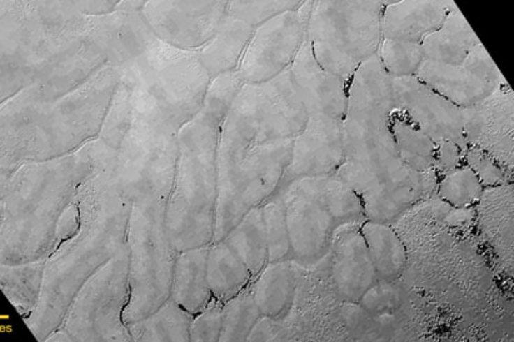 Sputnik Planum on Pluto