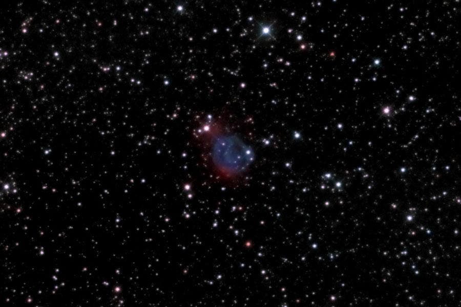 Planetary nebula St-Dr-1