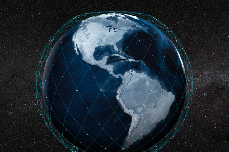 Starlink globe