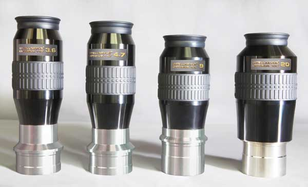 Stellarvue Optimus Series Eyepieces