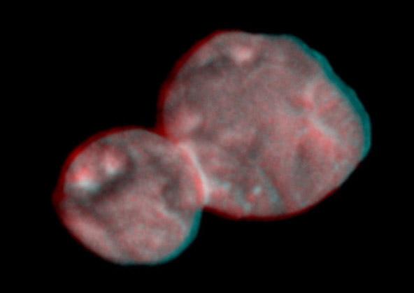 Stereo view of 2014 MU69