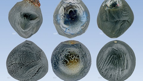 Rooftop micrometeoroids