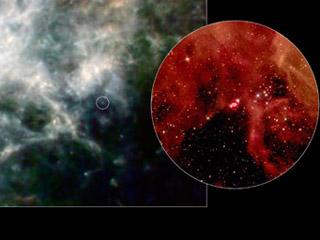 Supernova 1987A's dust