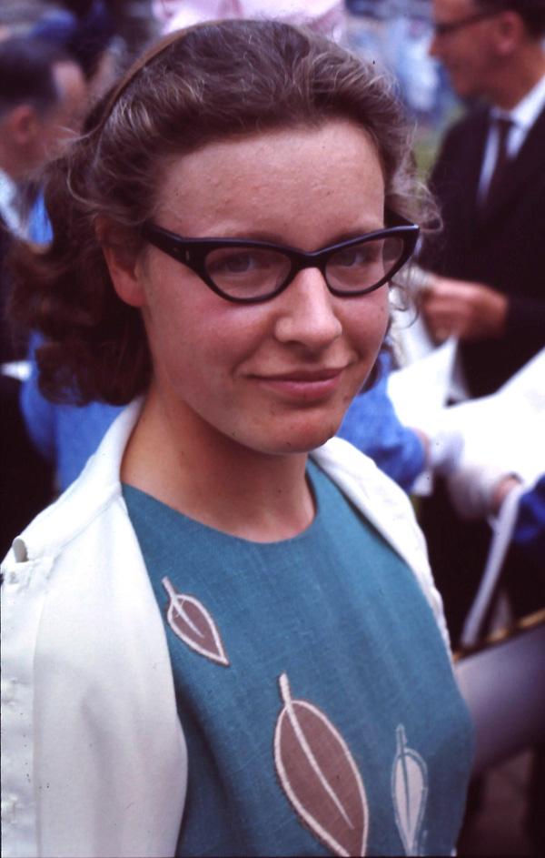 Jocelyn Bell, 1967