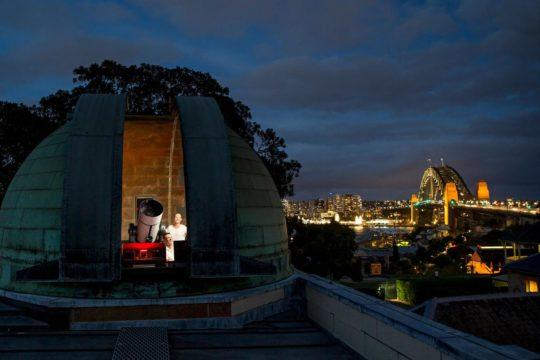 Historic Sydney Observatory