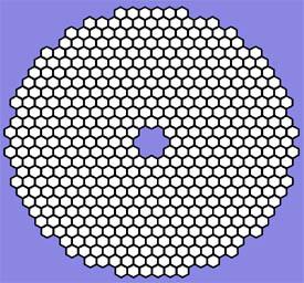 TMT mirror pattern