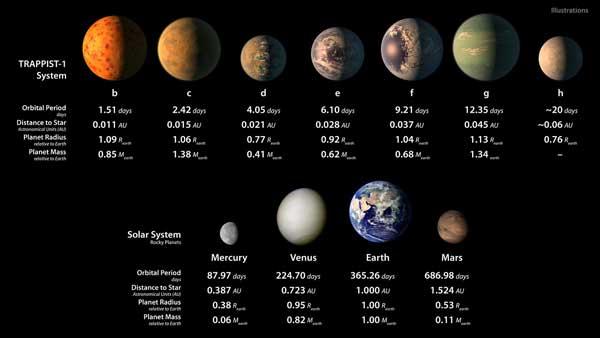 TRAPPIST-1 Transit Timing Variation Results