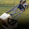 Teeter's Telescopes Custom Dobsonian Telescope