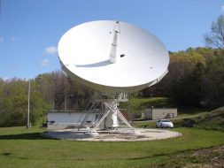 The research-grade instrument is being used to introduce students to radio astronomy and probe the far reaches of space.  PARI