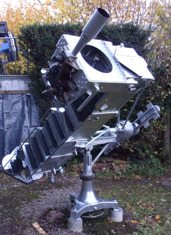 12.5-inch Newtonian Reflector