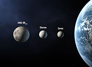 Three New Planets
