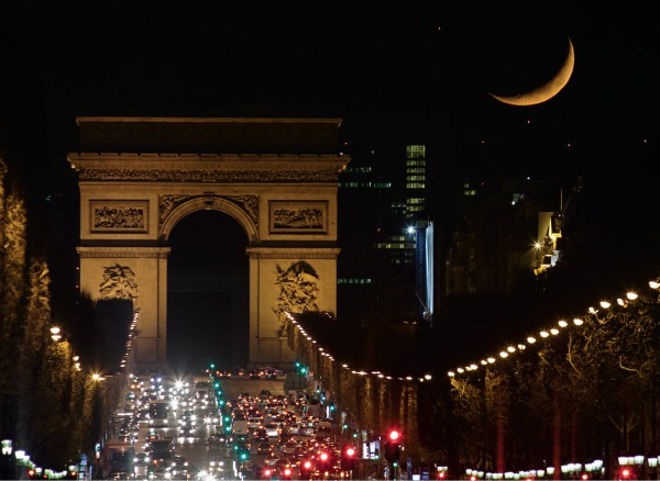 City Nightscape