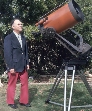 Celestron's Tom Johnson