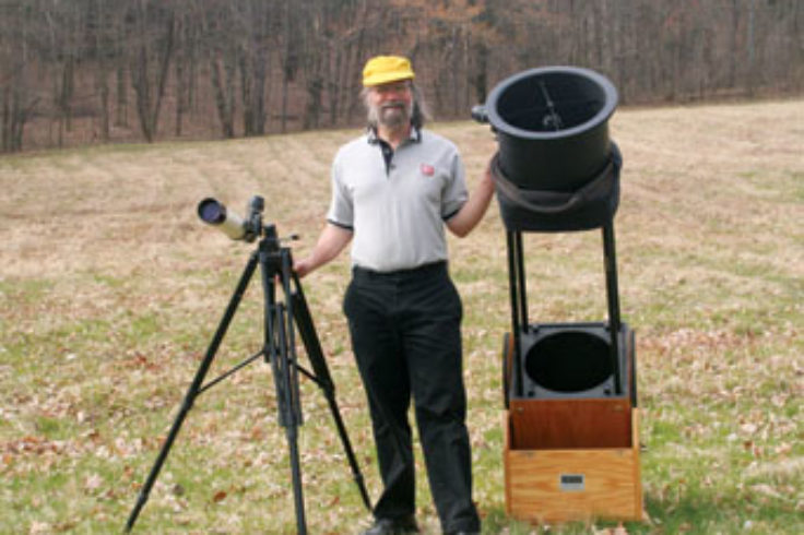 telescopes big and small