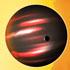 Superdark exoplanet TrES-2b