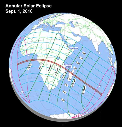 Track The Solar Eclipse On Long Island