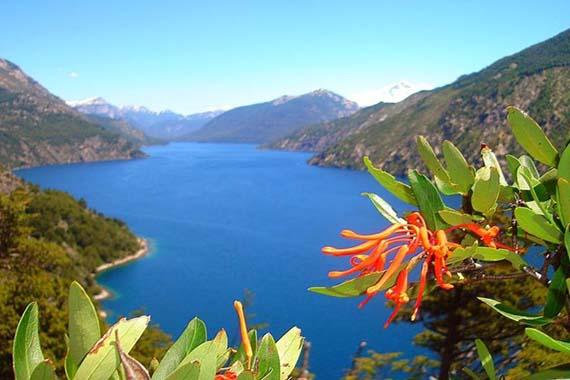 Lake Nahuel Hualpi