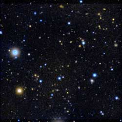Stars in the Ursa Major dwarf galaxy