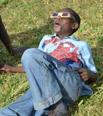 Tanzania Annular Eclipse