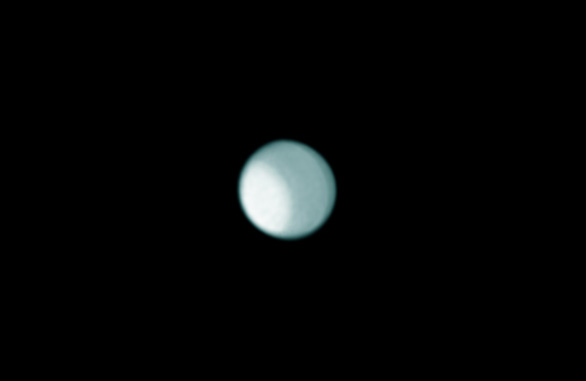 Uranus on Nov. 26, 2018
