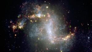 galaxy NGC 1313