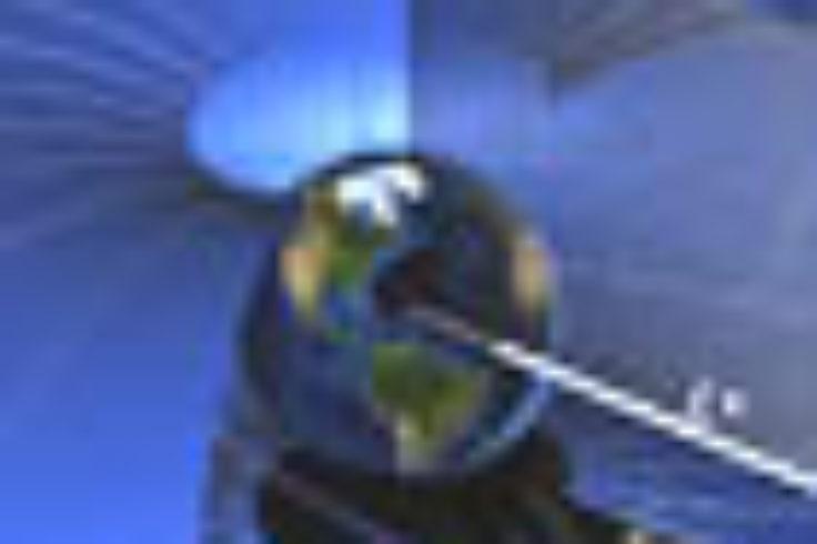 Van Allen Belts around Earth