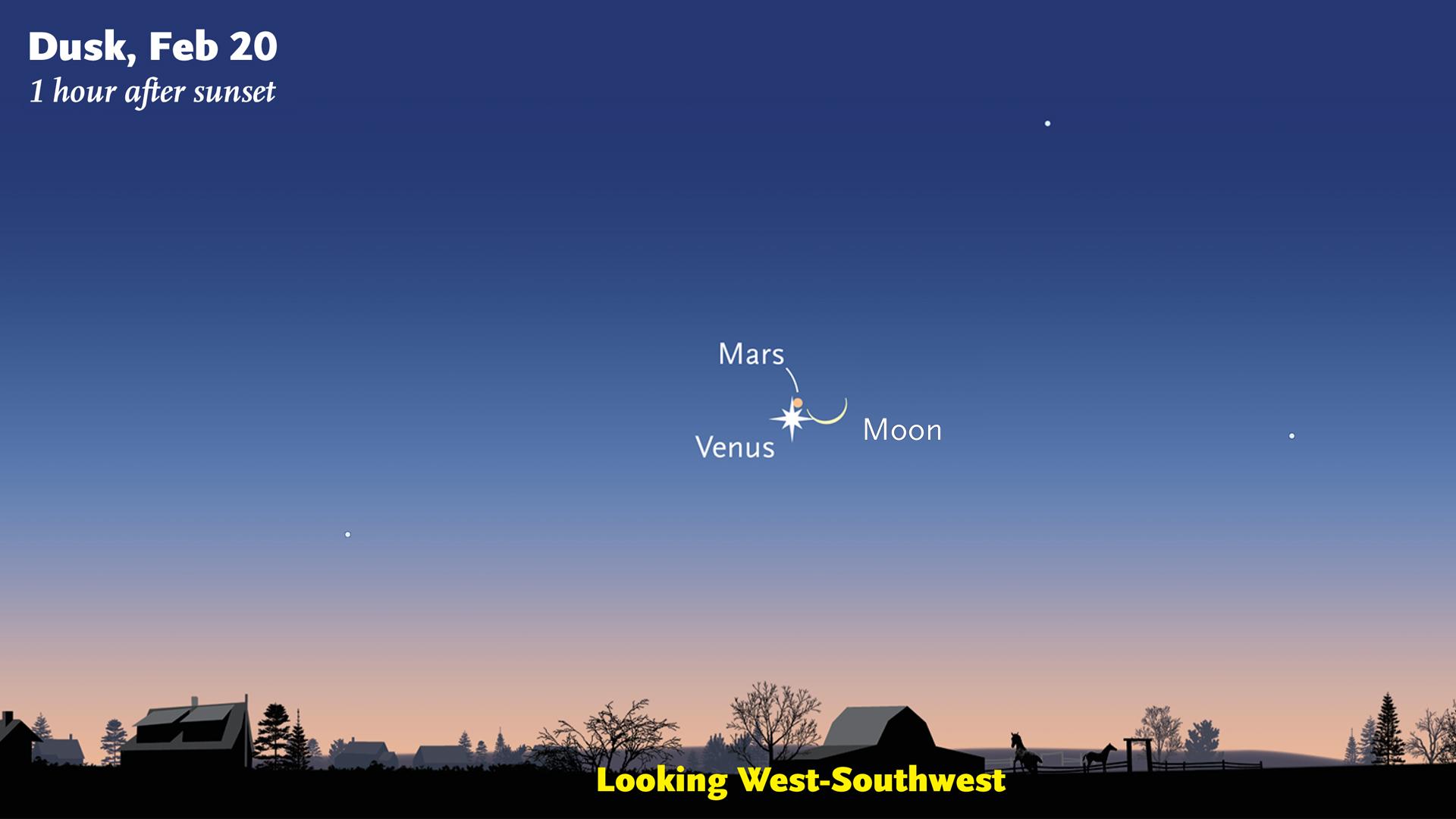 Venus+Moons Venus-Mars-Moon_Feb20_HD