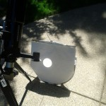 Venus Transit Backyard Set Up