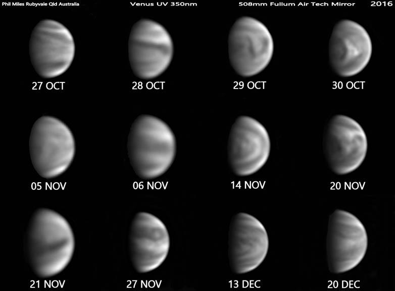 Venus unmasked