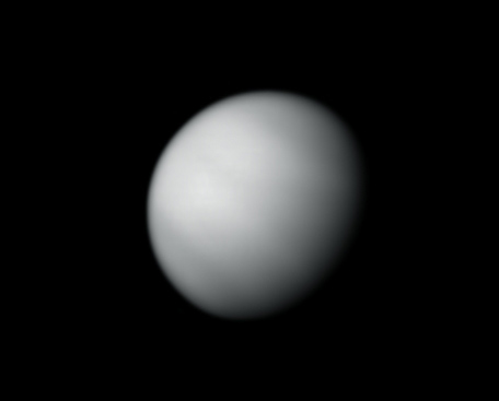 Infrared Venus on Dec. 12, 2019
