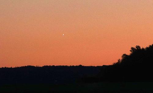 Vanishing Venus