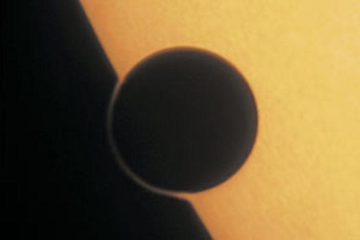 Venus Ring of Light
