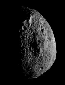 Vesta, the 2nd-largest asteroid in the main belt