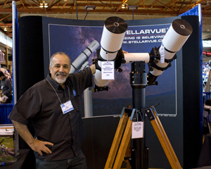 New Stellarvue telescopes