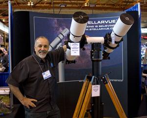New Stellarvue telescopes