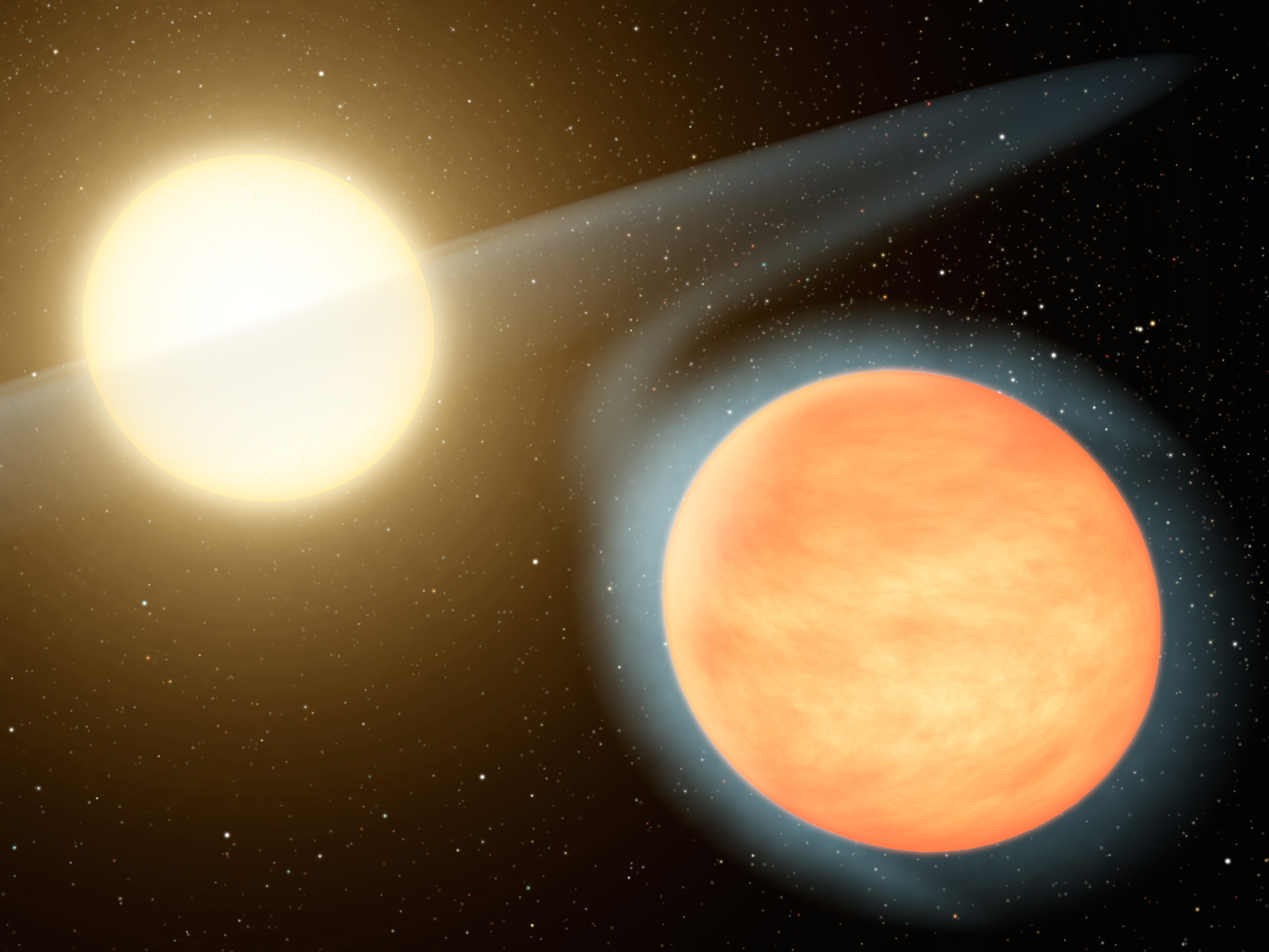 Super-hot Jupiter, WASP-12b