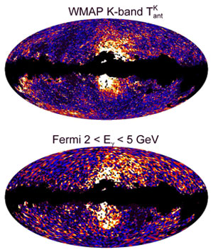 Fermi and WMAP bubbles