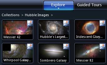 Hubble Collection